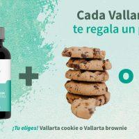 Vallarta Cookies o Brownies gratis
